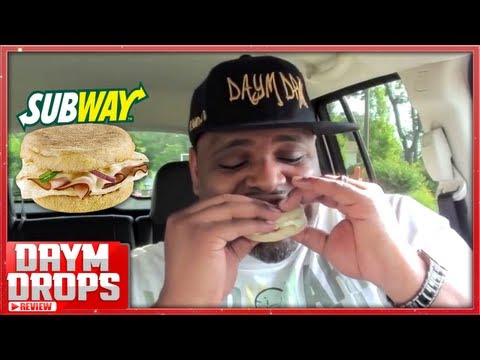 Subway Egg White & Cheese Review