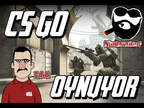 Teknolojiye Atarlanan Adam - MuratAbiGF Counter-Strike:Go Oynuyor