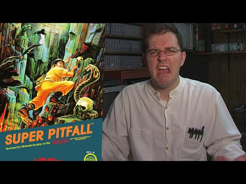 Super Pitfall - Angry Video Game Nerd - Episode 76