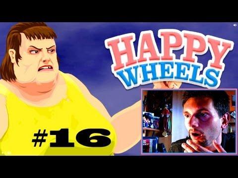 Happy Wheels #16 Kapitalnie fabularnie! (Roj-Playing Games!)