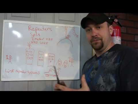Repeater Basics Ham Radio Part 1