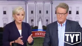 Morning Joe DEFENDS Bernie Sanders