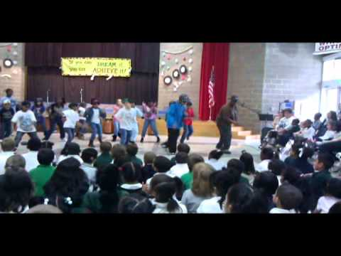 white station elementary dancers youtube