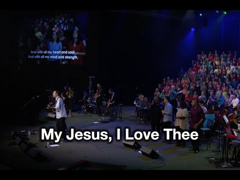 Hymnal - My Jesus I Love Thee