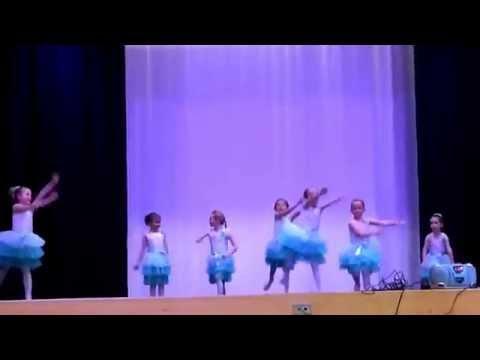 Frozen- Ballet 2