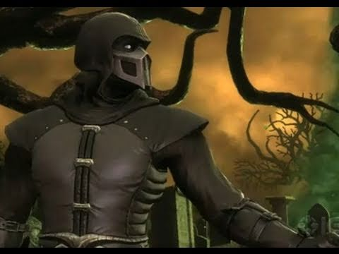 Mortal Kombat: Noob Saibot Trailer