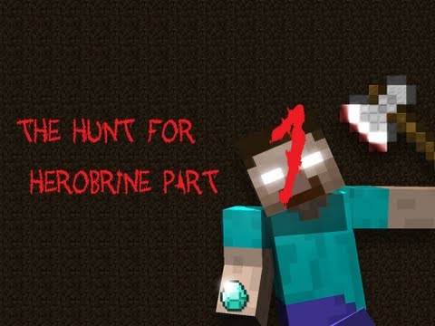 The Hunt for Herobrine Part 1 (A Minecraft Movie)