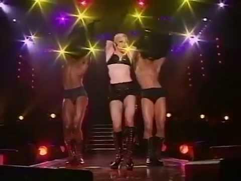 Madonna – Fever live The Girlie Show 1993  (Japan) HQ