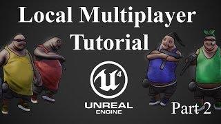 unreal engine 4 multiplayer tutorial