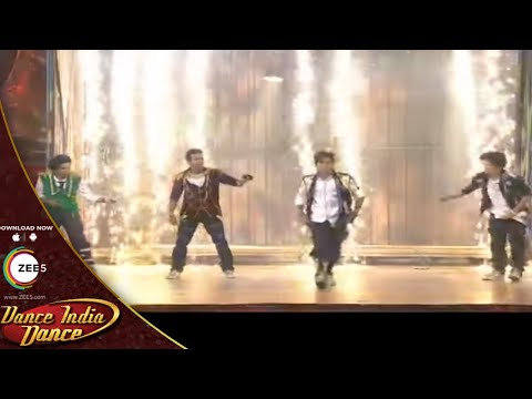 Dance India Dance Season 4 Grand Finale February 22, 2014 - Results video