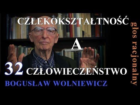 Bogusław Wolniewicz 32 CZŁEKOKSZTAŁTNOŚĆ A CZŁOWIECZEŃSTWO Rodzina Cz.2