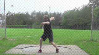 2014 Ottawa Twilight #3 - Tom Pincombe Discus 39.99m