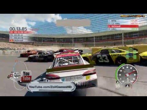 Nascar 15 The Game Longer (Extreme) Crash Compilation 7