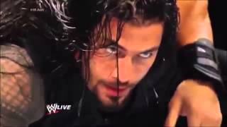 Roman Reigns   Here comes a danger up in this club