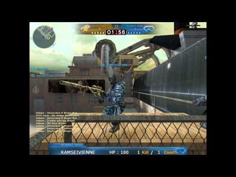 Pacific.Wara vs AC Gaming (CROSSFIRE RIVAL SERIES 1) - JEM