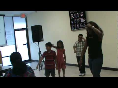 Bethesda Pool Outreach Ministries Vbs 2010 Primary Department - Zacheus Song video