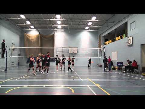 Spikeopath Mixed2 - Newbury Academy - 2nd set