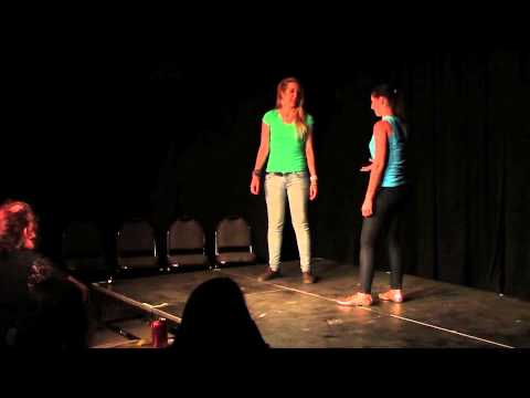 Improv Colorado-Lines From The Audience May 2014