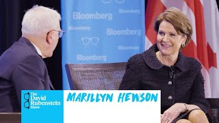 The David Rubenstein Show: Marillyn Hewson