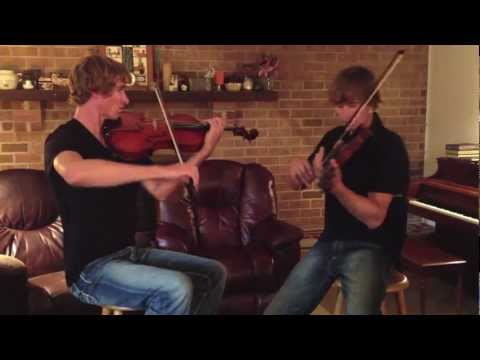 Love Story (by Taylor Swift) Violin Cover - twins+violins