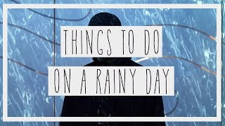 Top 5 Things To Do on a Rainy Day in Montreal