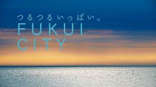 つるつるいっぱい。FUKUI CITY