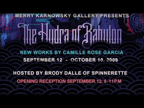 Camille Rose Garcia - The Hydra of Babylon Video