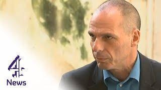 "Yanis Varoufakis: ""We are going to destroy the Greek oligarchy system"" 