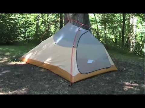 Only The Lightest. Ch 108: Big Agnes Fly Creek UL2 Tent Review