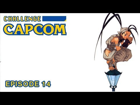 Challenge Capcom: Super Street Fighter 4 on PSN - Episode 14