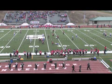 Matt Voytik #4 - QB - 2012 Highlights - Hickory High School - Class of 2014
