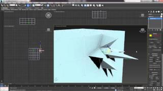 3D Max. Урок №17. Часть 1. Основы полигонального моделирования. Модификатор Edit Poly.