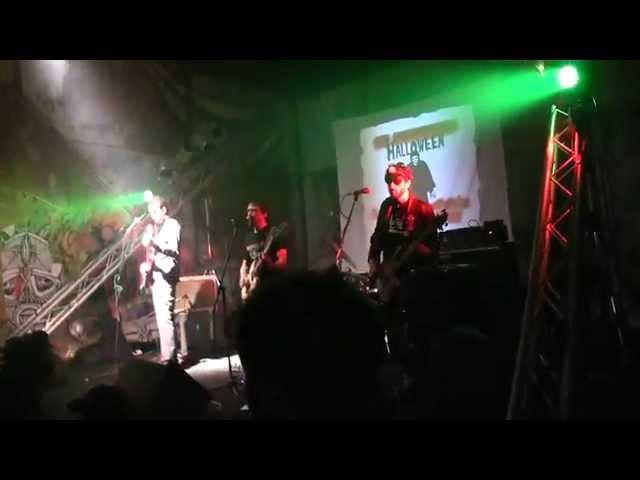 The Konspirators - Senza Governo (Interiora Horror Fest, Forte Prenestino)