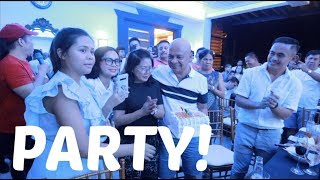 PARTY SA BAHAY (Vlog#184: July 13, 2019.) | Anna Cay ♥
