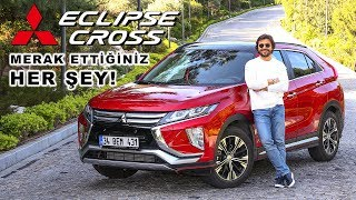 Mitsubishi Eclipse Cross Test Sürüşü
