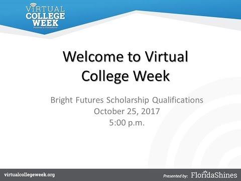 Bright Futures Scholarship Qualifications