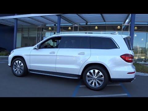 2017 Mercedes-Benz GLS Pleasanton, Walnut Creek, Fremont, San Jose, Livermore, CA 17-2513