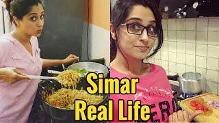 Real Life of Simar from sasural simar ka Latest episode , 26 june 2017
