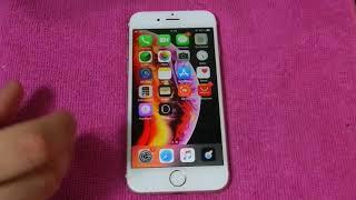 ¿Cómo va iOS 12.3 beta 2 en iPhone 6? + Maltrato al iPhone