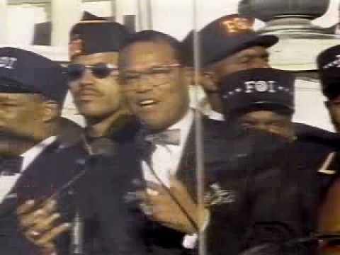 Mustapha farrakhan supreme captain