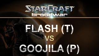 SC - Brood War 2010 REMASTERED - Flash (T) v GooJila (P) on Outsider