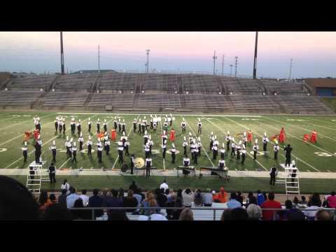 George Bush High School Band