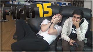 FIFA 15 CHALLENGE WITH VIKKSTAR!