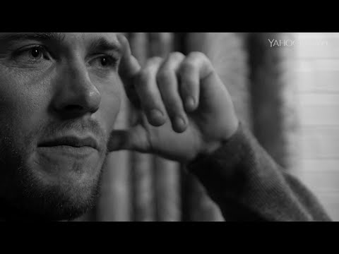 Scott Eastwood – Behind the Scenes with Yahoo Style