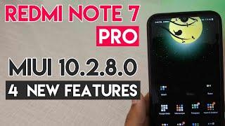 Redmi Note 7 Pro Latest MIUI 10.2.8.0 Update | Play PUBG with Notch