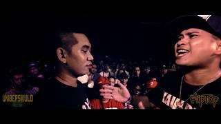 FlipTop - M Zhayt vs Poison13