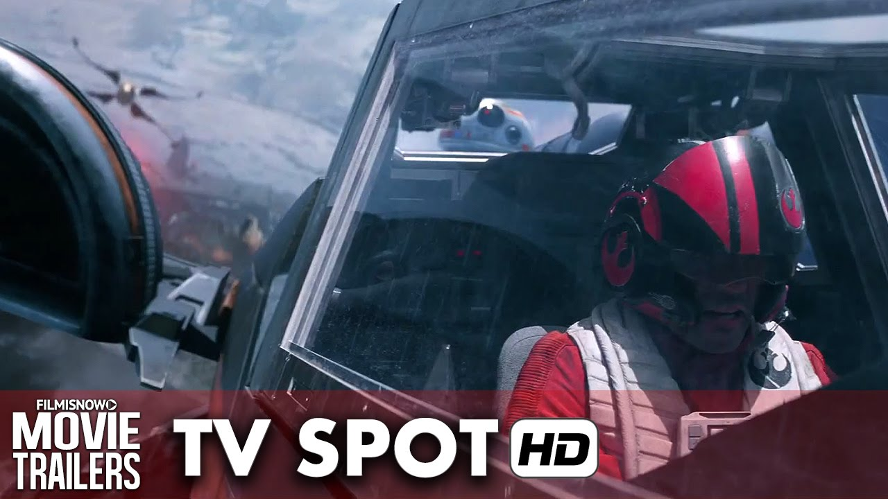 Star Wars: The Force Awakens TV Spot 'All The Way' (2015) HD