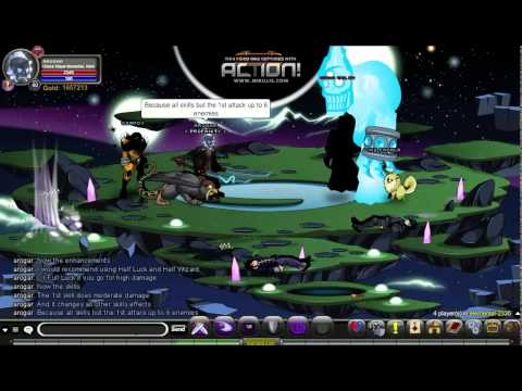 AQW Chaos/Chaotic Slayer [Berserker|Thief|Mystic|Cleric] Class Guide/Solo [+ Enhancements]