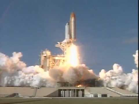STS-107 Space Shuttle Columbia Launch - January 16, 2003