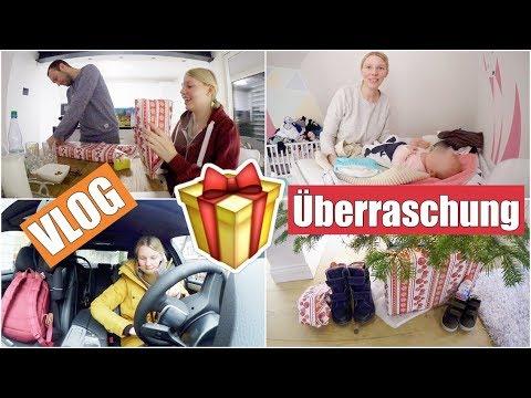 Geheime Mission! | Geschenke einpacken! | Pizzasuppe | Stoffwindel Update | Isabeau